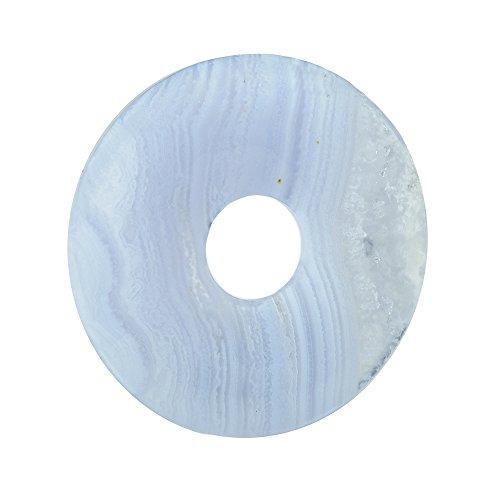 41Cnb+bcCwL - Donut Chalcedon blau (30mm)
